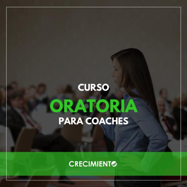CURSO - ORATORIA PARA COACHES